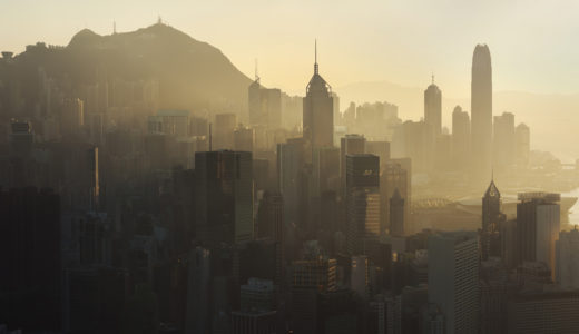 香港の空気・大気汚染が深刻なのは本当か【pm2.5】