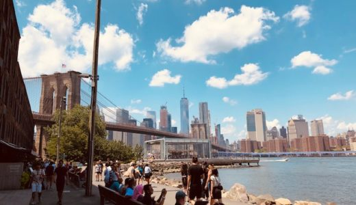 写真で見る!2年ぶりにNY・ニューヨークを旅行・観光