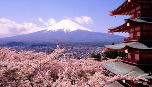 Japan Tripへ出発
